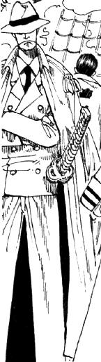 Bogard en el manga