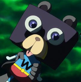 Hakowan after the timeskip in the anime