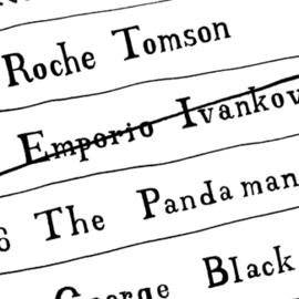 Roche Tomson et George Black Portrait.png