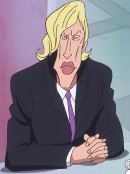 Samosa in the anime