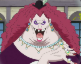 Elmy en el anime