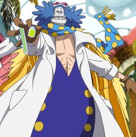 Indigo in the anime