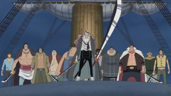 Piratas Aranha-Vórtex