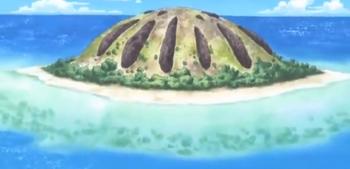 Isla Molusco