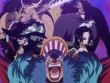 Siedmiu królewskich wojowników mórz