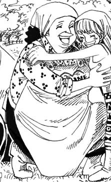 Koda in the manga
