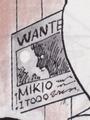 Mikio Itoo Avis de Recherche Chapitre 1.png