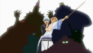 Shichibukai in Gintama