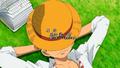 Kaze wo Sagashite Luffy sieste.png