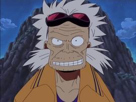 Mekao in the anime