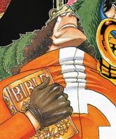 Orso Bartholomew manga
