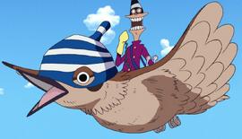 Chuchun in the anime