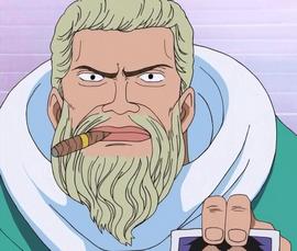 Thalassa Lucas in the anime