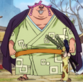 Urashima With Samurai Gi.png