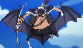Batman in the anime
