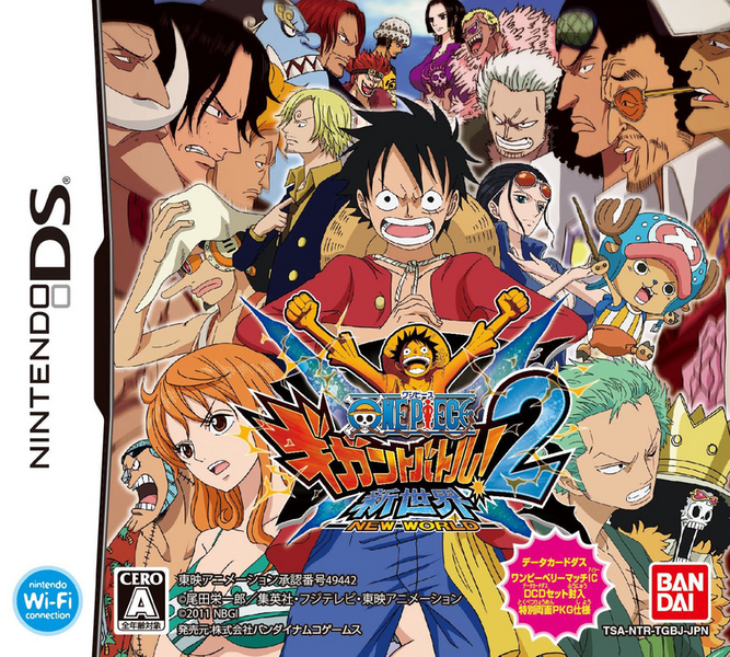One Piece: Gigant Battle! 2 New World