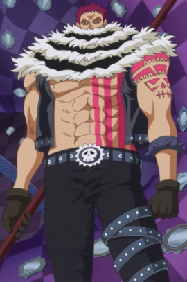 Charlotte Katakuri in the anime