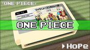 Hope ONE PIECE 8bit