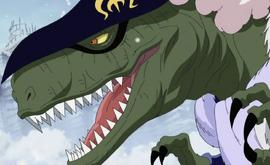 Ryu Ryu no Mi, modèle Allosaure Forme Animale Anime Infobox.png