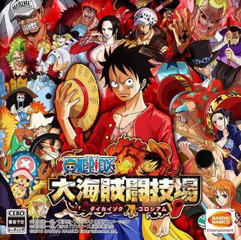 One Piece: El Gran Coliseo Pirata