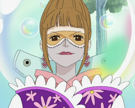 Shalria in the anime