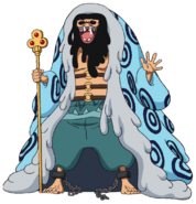 Trebol Anime Concept Art