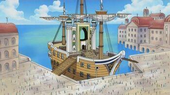 Barco Judicial