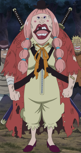 Charlotte Lola before the timeskip in the anime