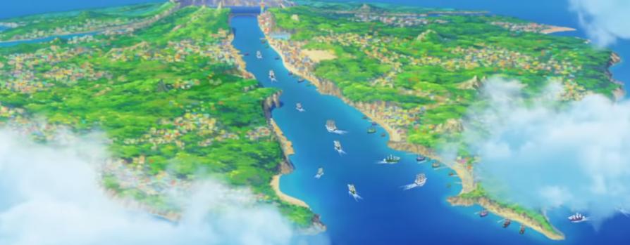 Остров Дельта