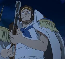 Kansho en el anime