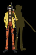 Law Stampede Outfit