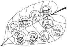 Les Mugiwara dessiné par Yuriko Yamaguchi.png