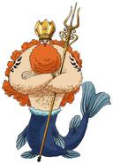 Neptune Anime Concept Art