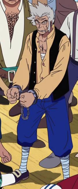 Randolph (Non-Canon) in the anime