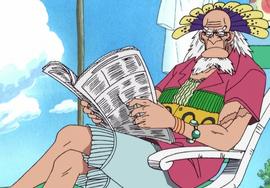 Crocus in the anime
