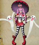 Perona Thriller Bark Warriors 2