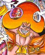 Charlotte Oven manga