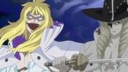 Cavendish and Hakuba