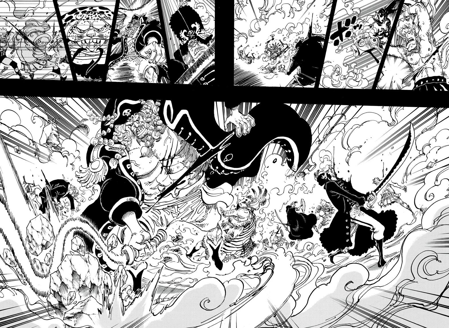 Hakuba (Cavendish) vs. Gladiadores del Bloque D