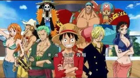 "ONE PIECE - OPENING 19 - ""We Can"""