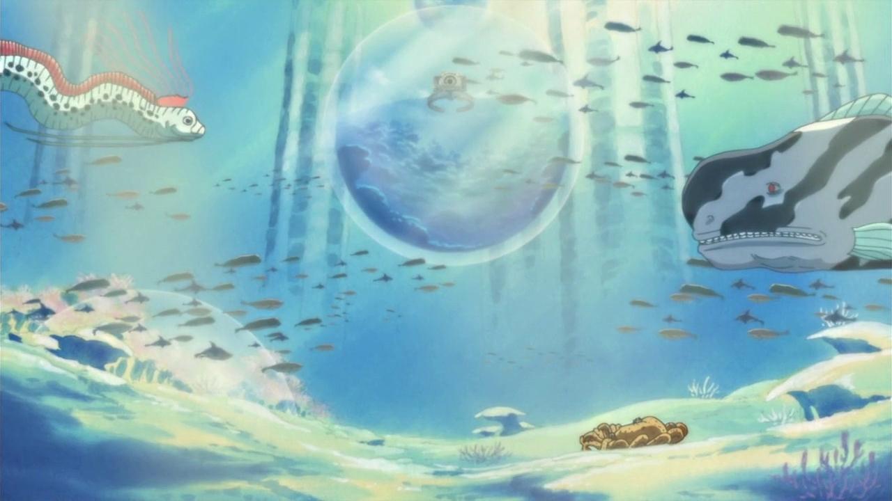 Isola degli uomini-pesce