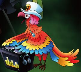 Parrot DJ Anime Infobox.png