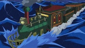 Tren marítimo