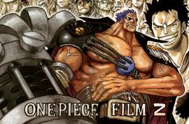 Z en el manga