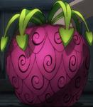 Serpe Serpe modello Yamata no Orochi frutto