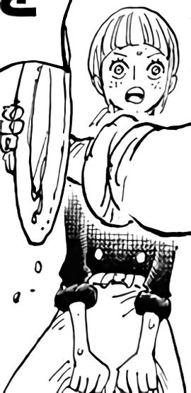 Cosette dalam manga