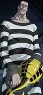 Crocodile as a Prisoner