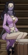Nico Robin's Third Outfit in Heart of Gold