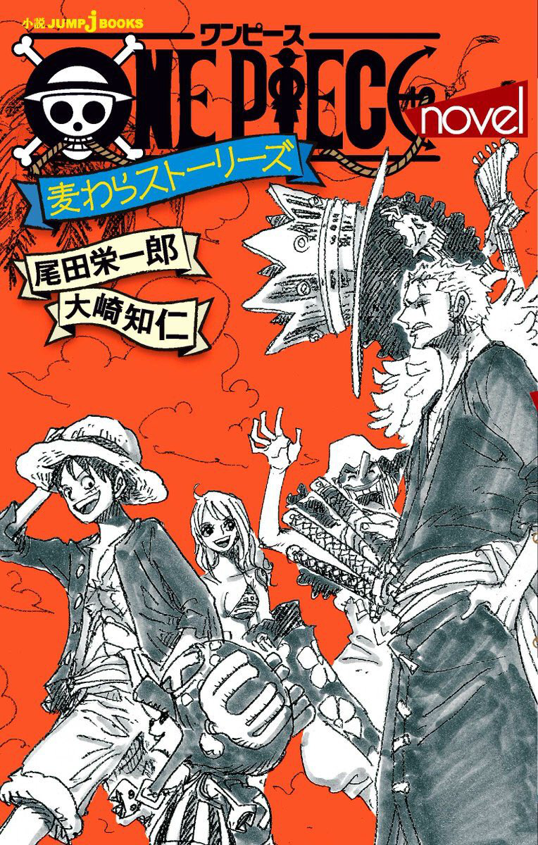 ONE PIECE novel 草帽故事集