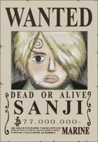 Sanji taglia